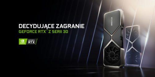 NVIDIA GeForce RTX 3070. Premiera i pierwsze testy w grach