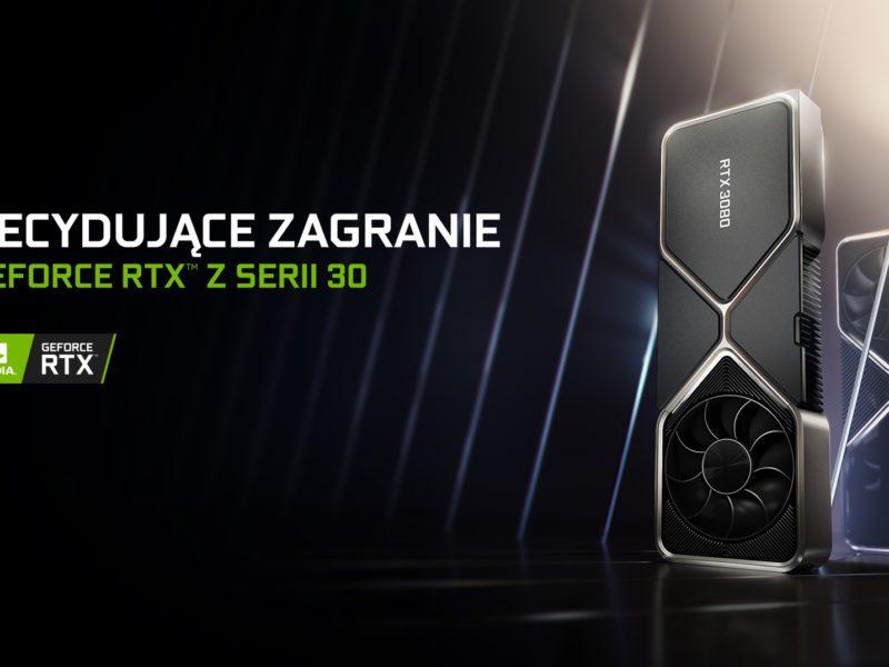 NVIDIA GeForce RTX 3090 i 3080 już tu są! Co oferują?