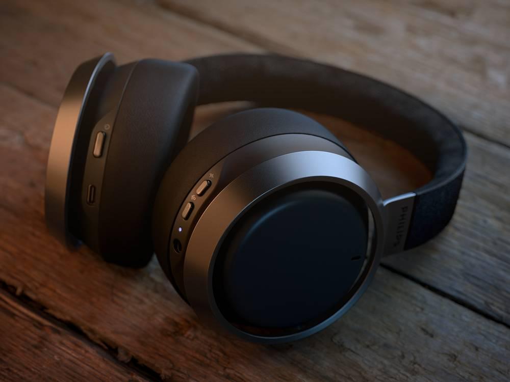 słuchawki philips fidelio l3 design