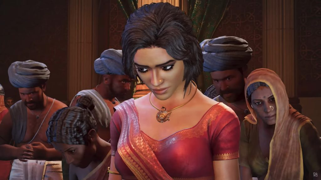 Gra Prince of Persia Sands of Time Remake Farah