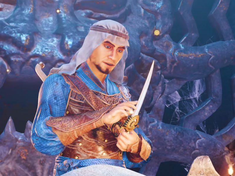 Remake gry Prince of Persia: Piaski Czasu został oficjalnie zaprezentowany. I chyba nie tego oczekiwali gracze.