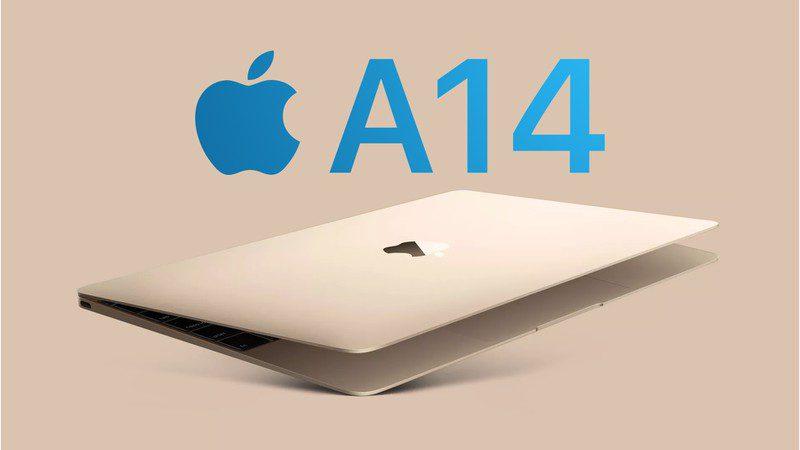 MacBook A14