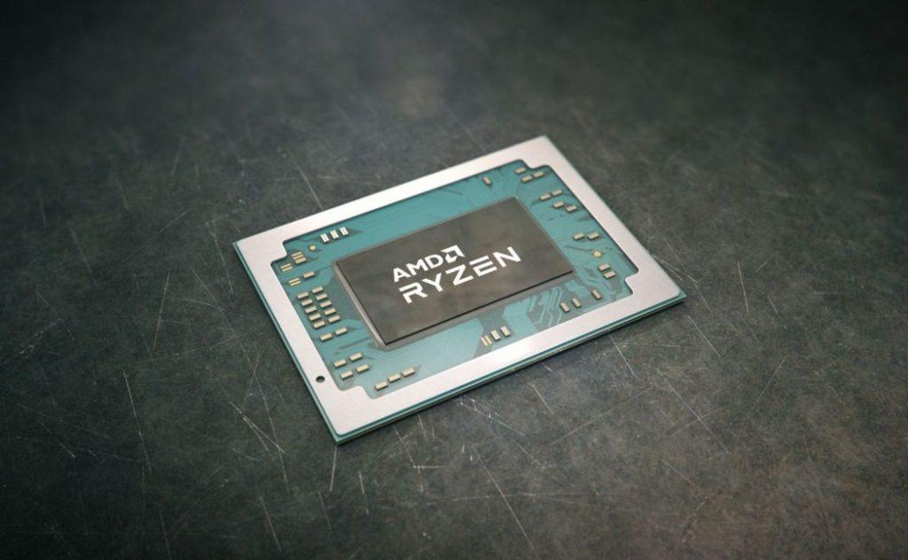 AMD Ryzen dla Chromebooka