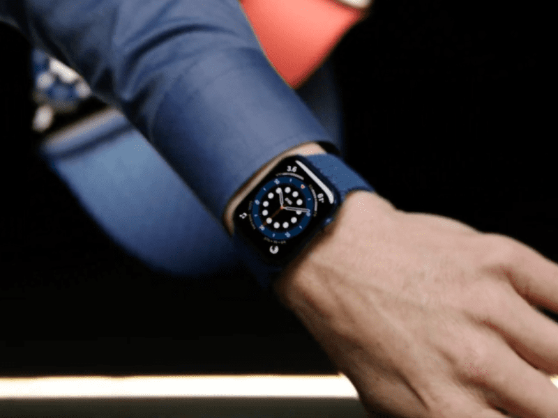 Apple Watch 6 i Watch SE — premiera smartwatchy