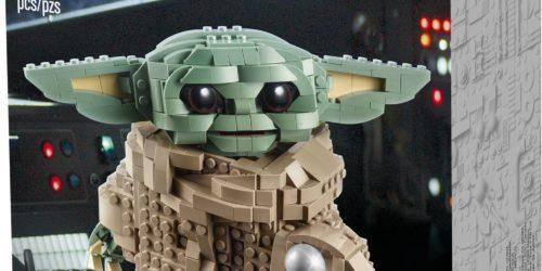 LEGO robi ukłon w stronę fanów Star Wars. Poznajcie genialny zestaw Baby Yoda