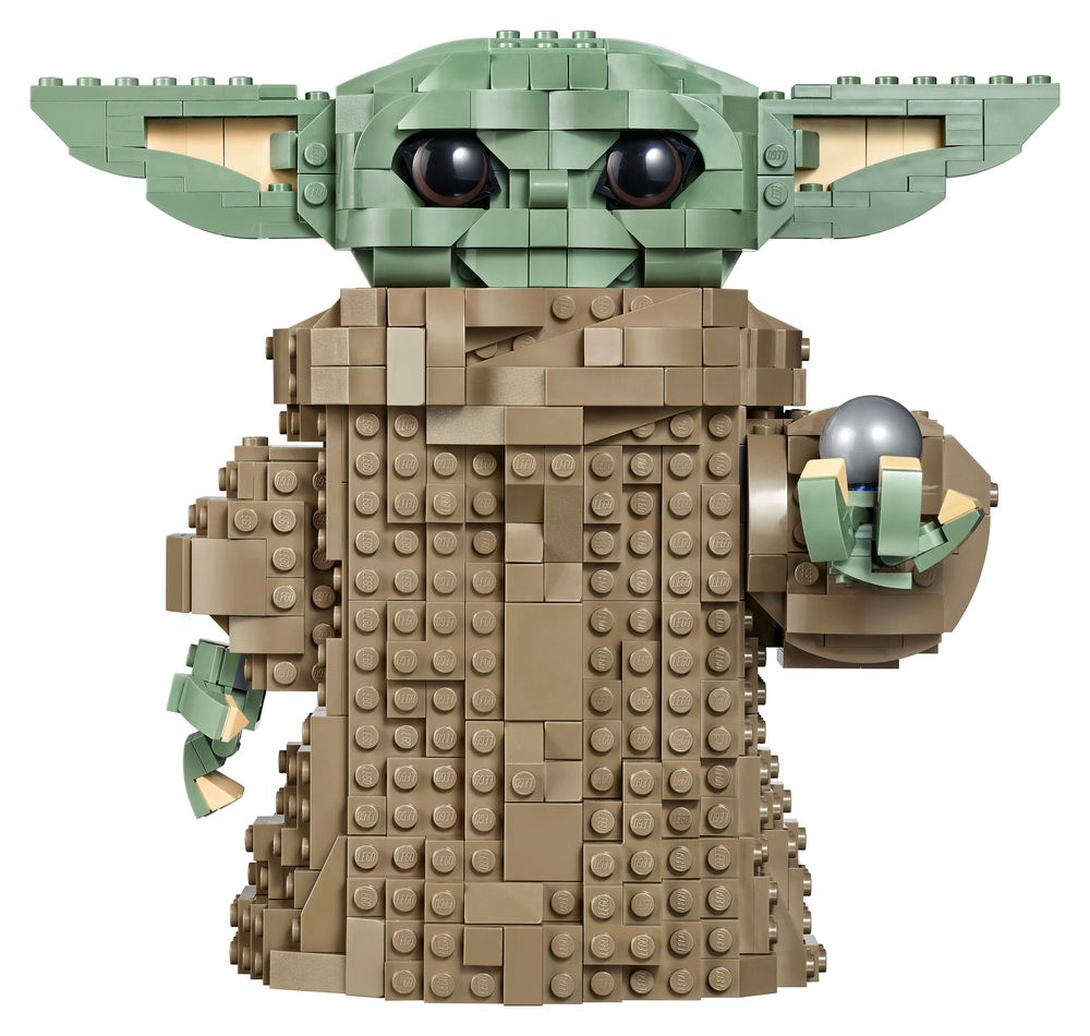 Star Wars LEGO The Child baby yoda zestaw