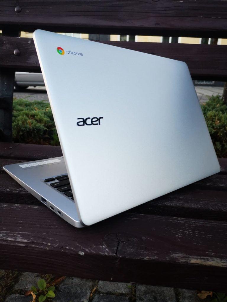 Acer Chromebook laptop Android Chrome OS