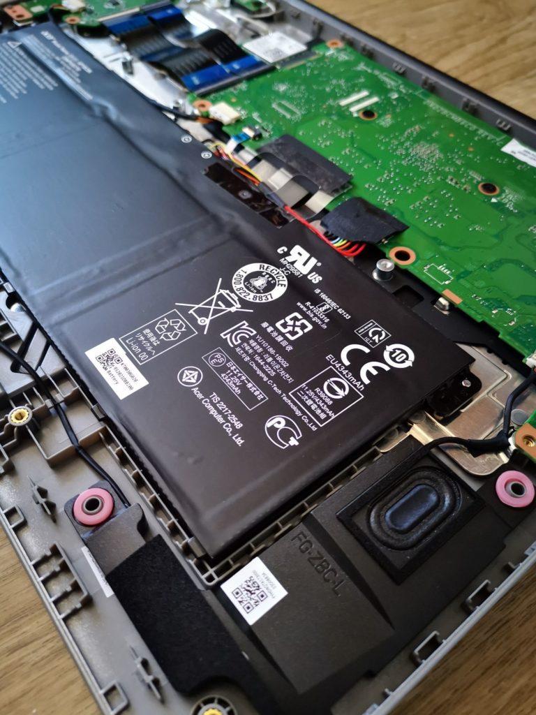 Acer Chromebook 314 podzespoły