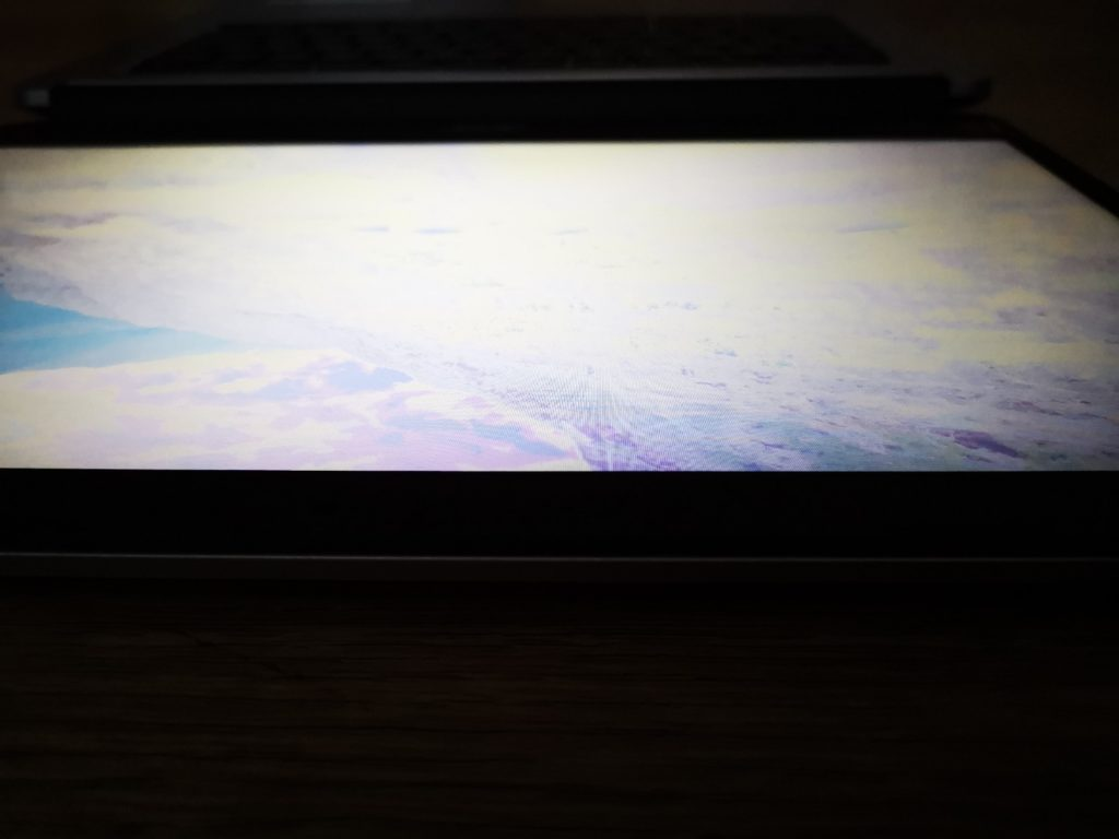 Acer Chromebook 314 widok ekranu z góry