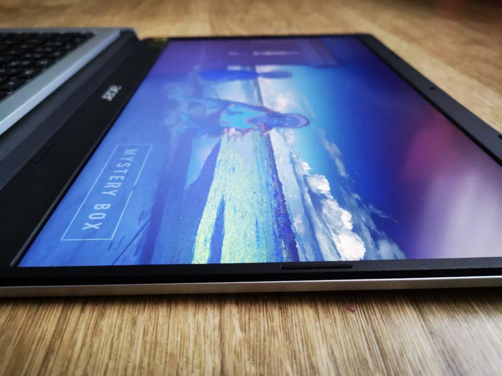Acer Chromebook 314 widok ekranu z prawej