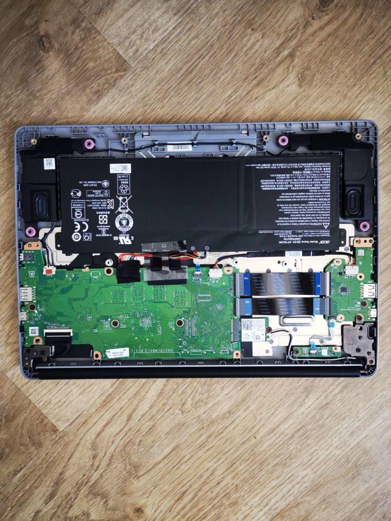 Acer Chromebook 314 komponenty