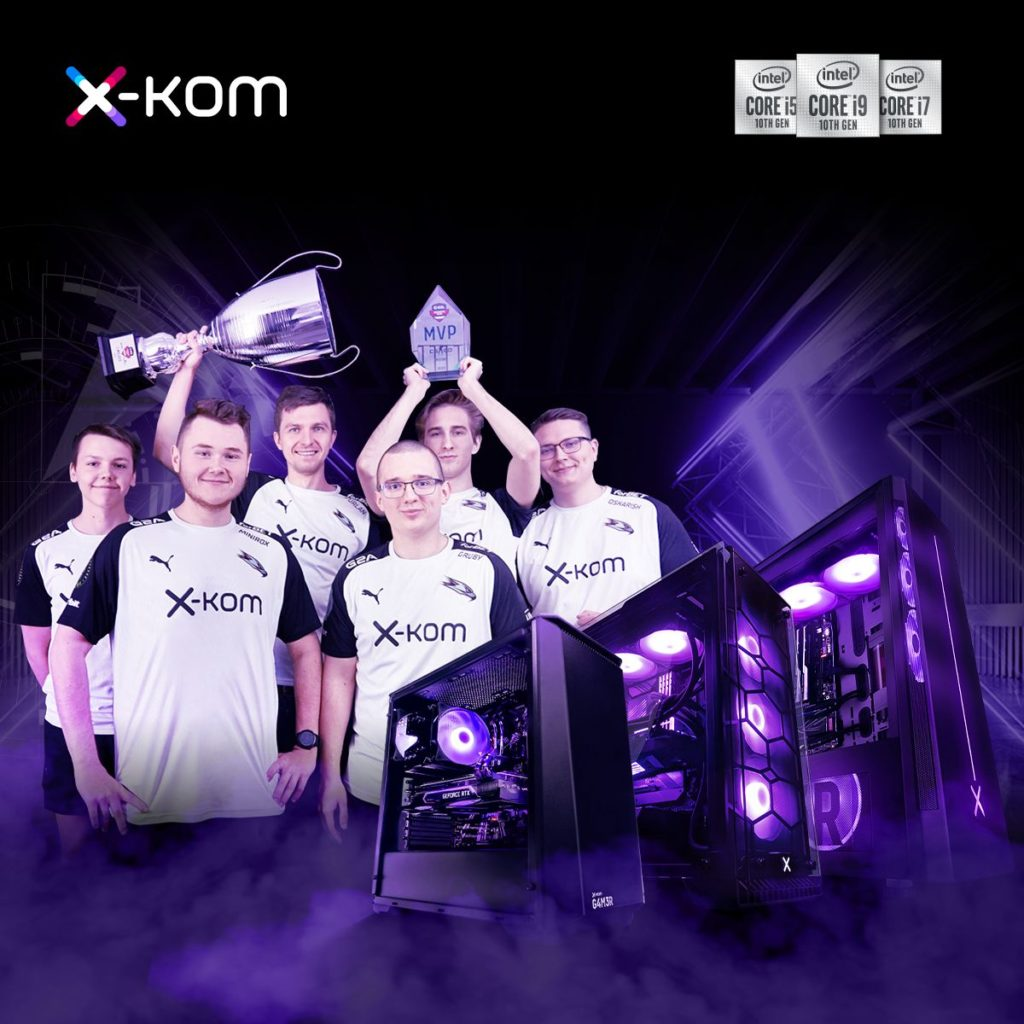 Komputer x-kom GAMER