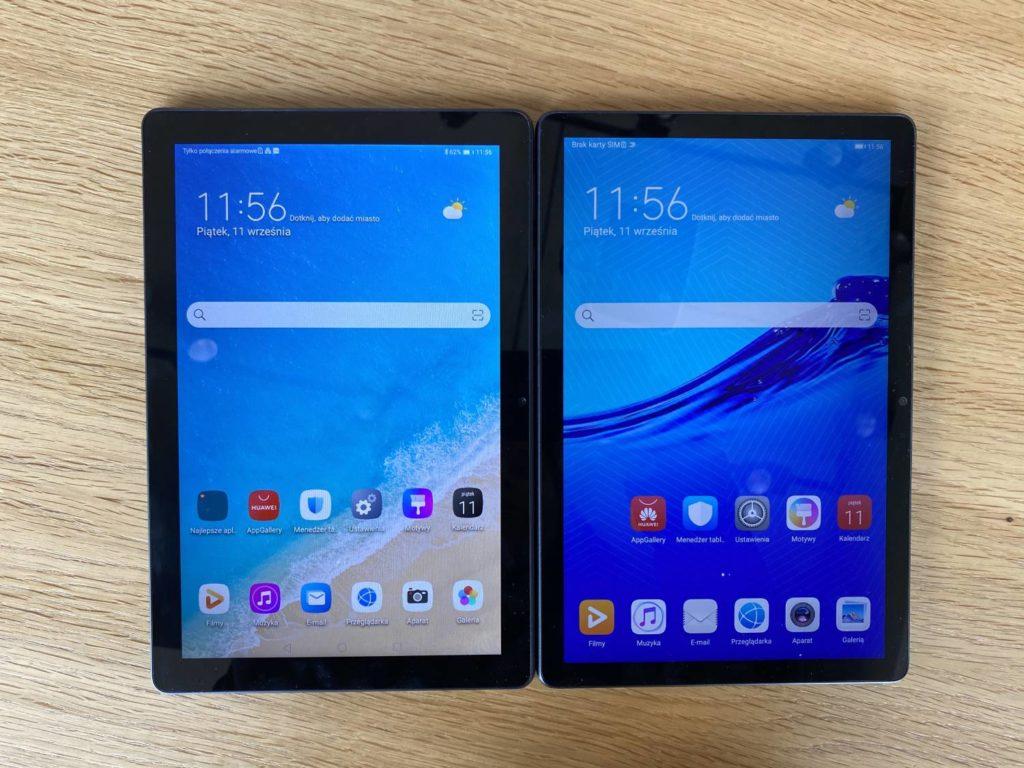 ekrany Huawei MatePad T10 i T10s