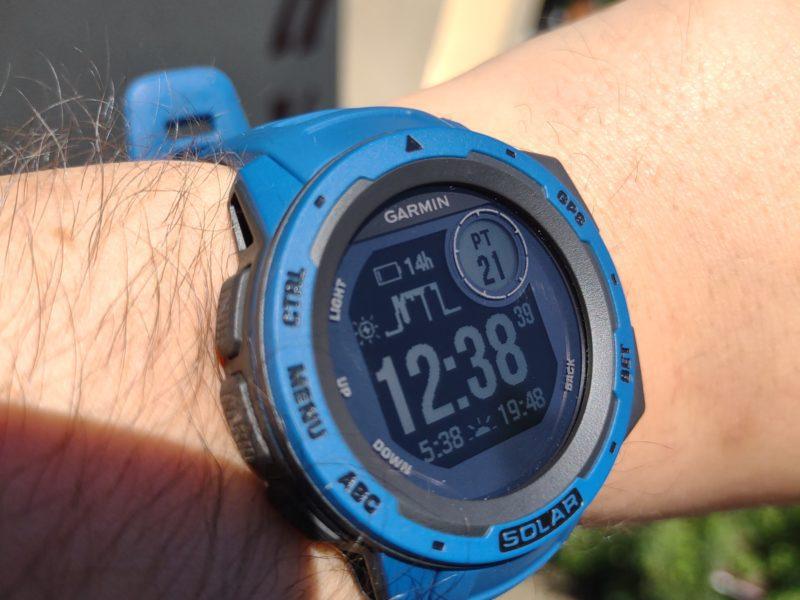 Słoneczny zegarek na jesień? Recenzja Garmin Instinct Solar