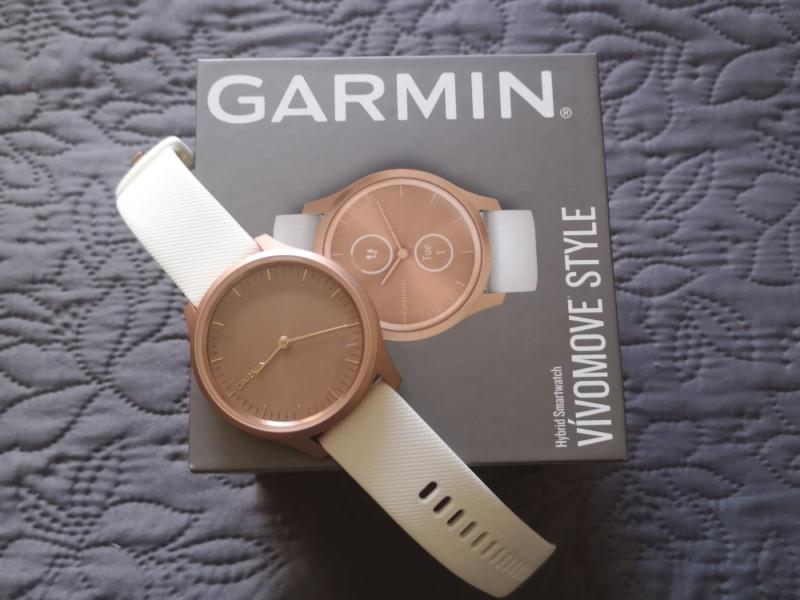 Test i recenzja Garmin Vivomove 3 Style. Stylowy jest na pewno, ale czy smart?