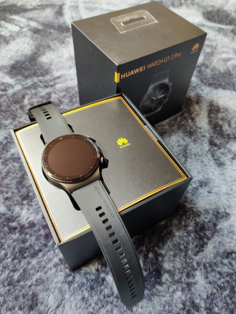 Huawei Watch GT 2 Pro pasek i pudełko