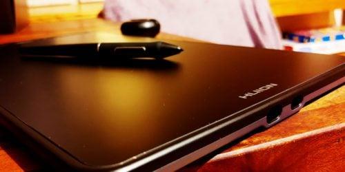 Recenzja tabletu graficznego Huion Kamvas 13, czyli malowanie na ekranie