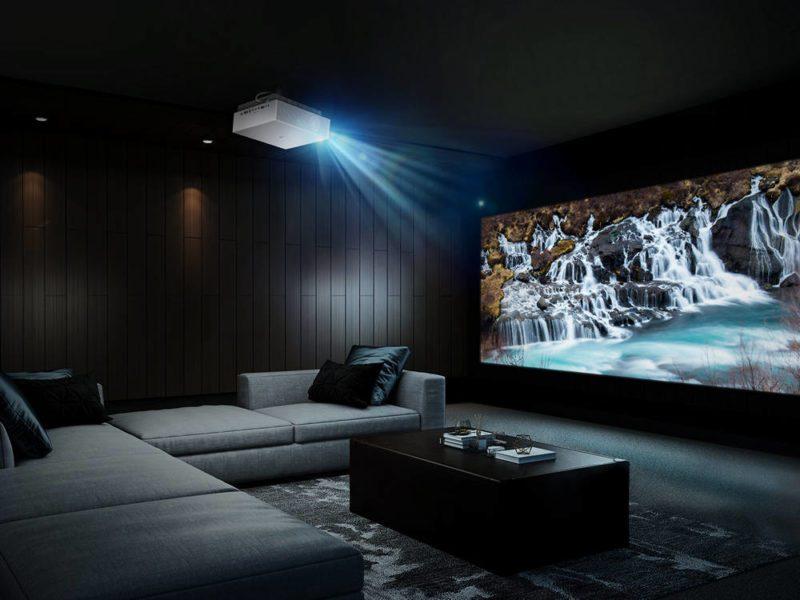 IFA 2020: LG ma nowy, jasny projektor z TruMotion