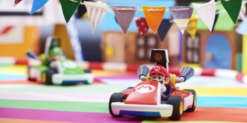 """Mario Kart Live: Home Circuit"", czyli Mario ściga się po Twoim domu"