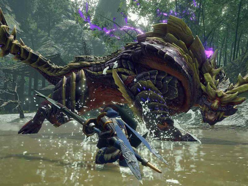 """Nintendo Direct Mini: Partner Showcase – """"Monster Hunter"""", """"Empire of Sin"""" i nie tylko"""