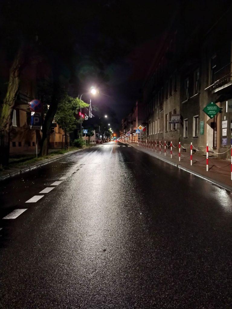 ulica tryb nocny moto g pro