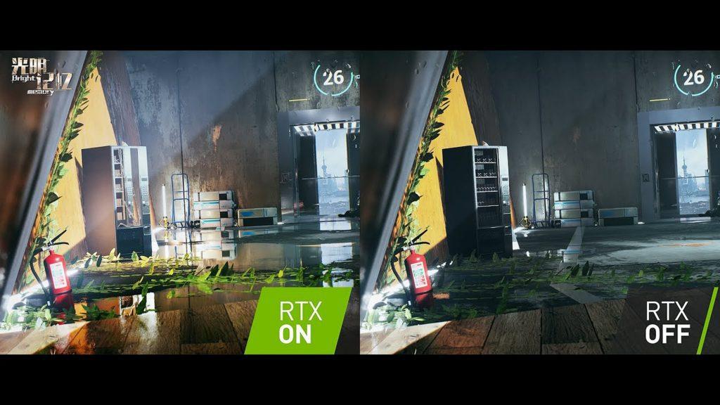NVIDIA GeForce RTX Ray Tracing