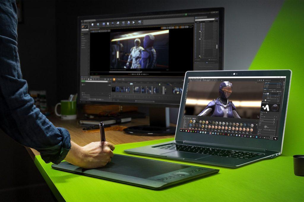 Oprogramowania NVIDIA Studio