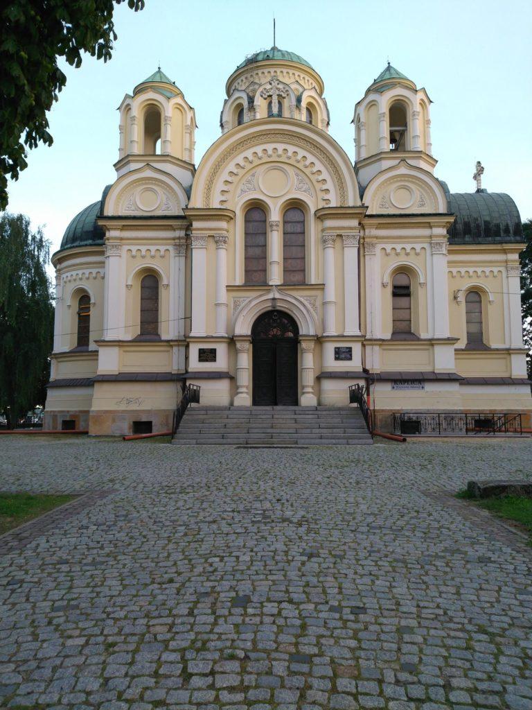 kościół zdjęcie standard htc desire 20 pro