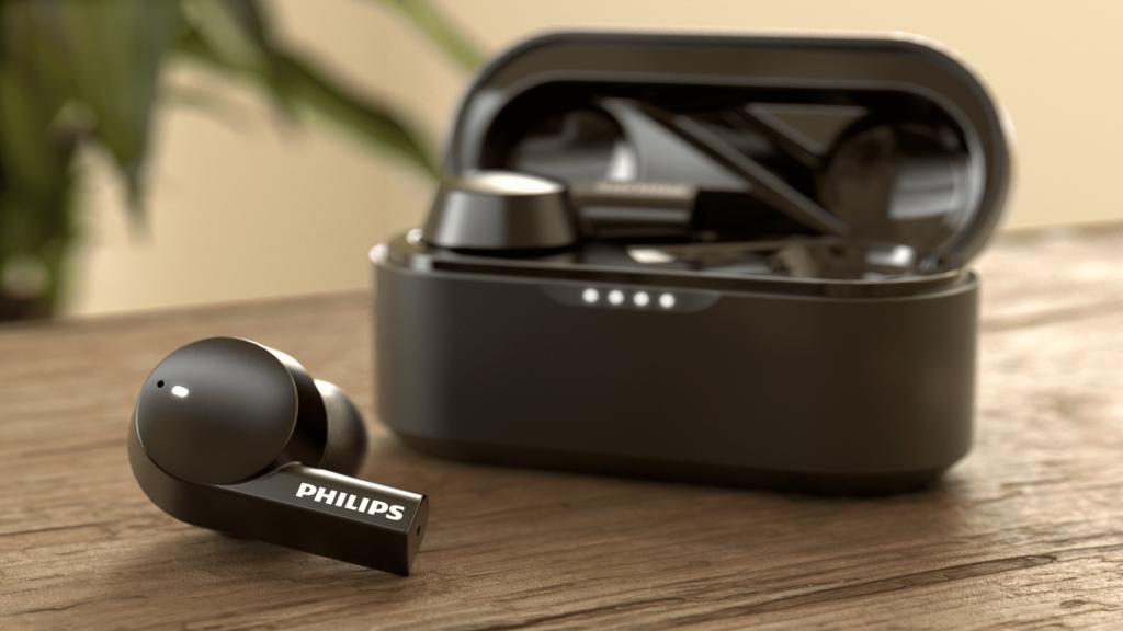 philips t5505 true wireless wizualizacja