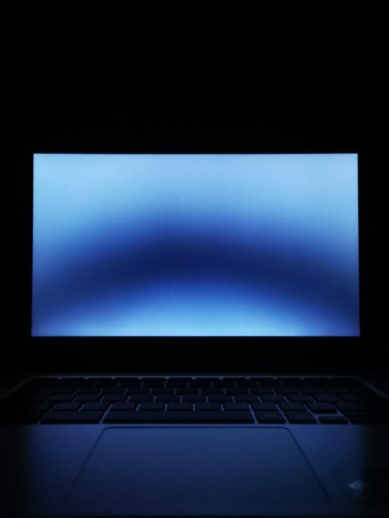 Podświetlenie ekranu Chromebook CB314