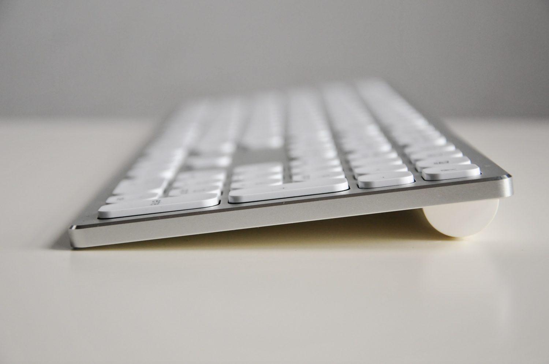 prawy bok klawiatury