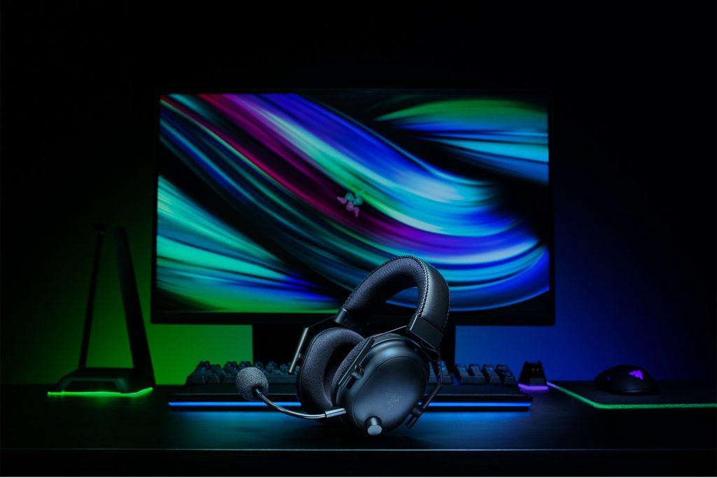 Razer Blackshark v3 Pro wygląd