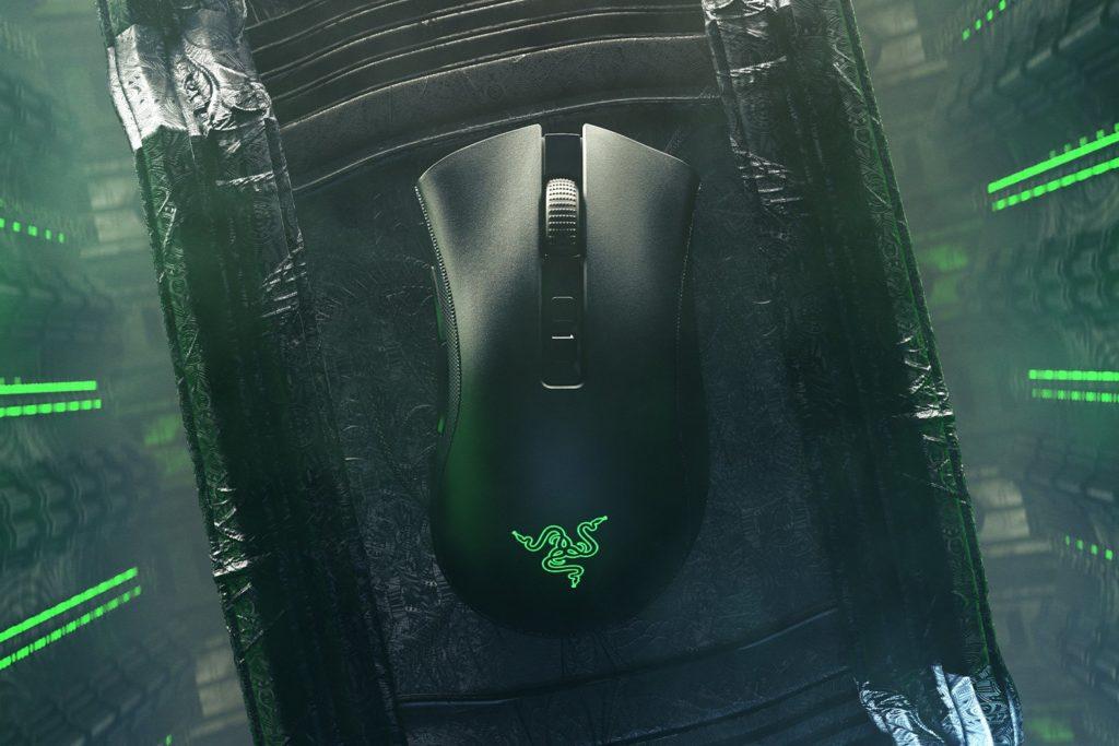 Wygląd Razer DeathAdder V2 Pro