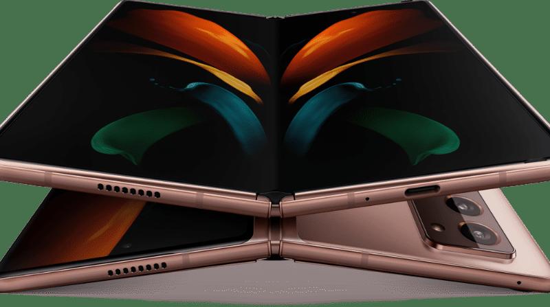 Premiera Galaxy Z Fold 2 5G za nami. Na rynek wkracza druga odsłona składanego smartfona Samsung