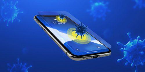 SilverProtection+ od 3mk – folia która uwolni Twój telefon od bakterii