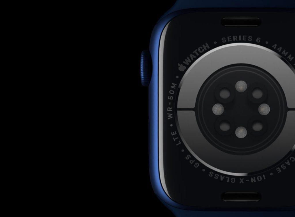 apple watch 6 spód