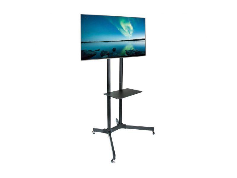 telewizor na stojaku