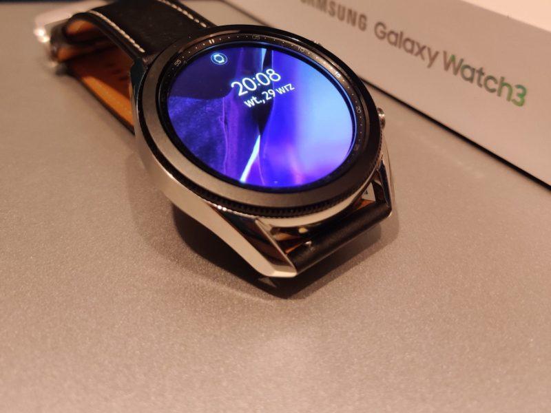 Koło fortuny na nadgarstku, czyli recenzja Samsunga Galaxy Watch 3