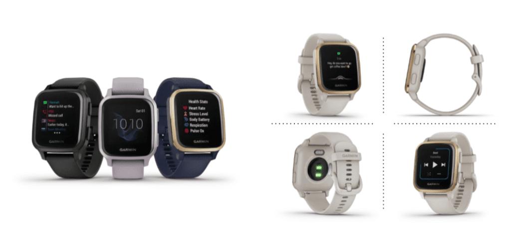 Garmin Venu premiera smartwatch