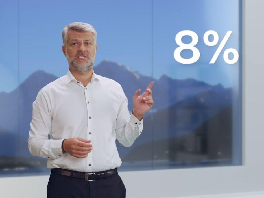 wzrost udziału philipsa w rynku telewizorów - prezentacja