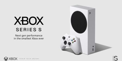 Cena Xbox Series S ujawniona przez Microsoft