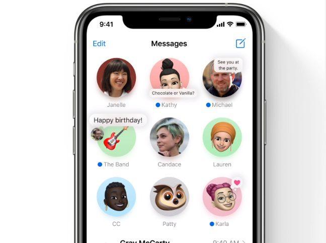nowe wiadomości apple