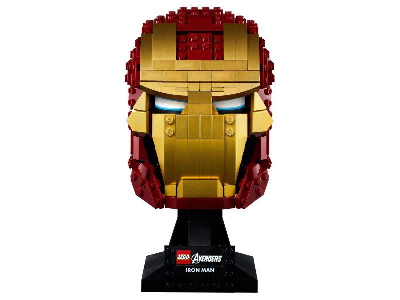 LEGO Marvel Avengers Helm Iron Mana