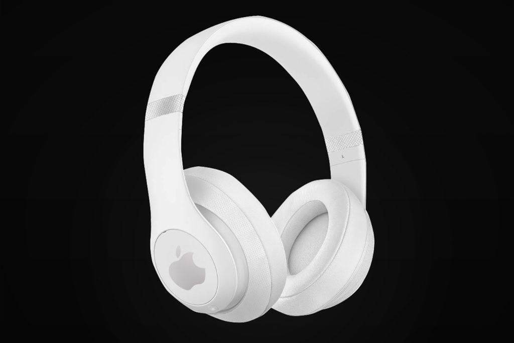 Apple AirPods Studio słuchawki