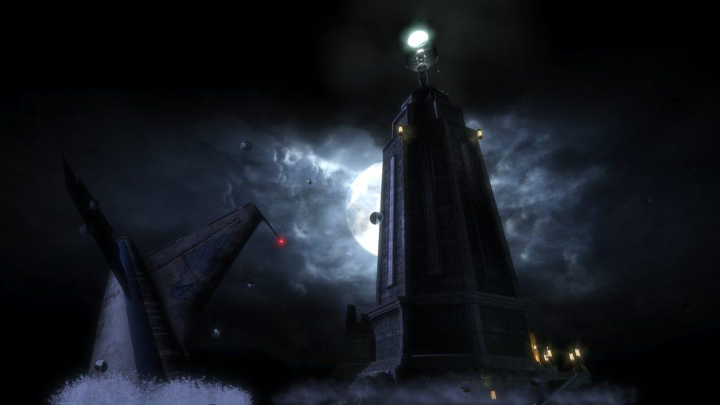 BioShock Latarnia morska początek gry