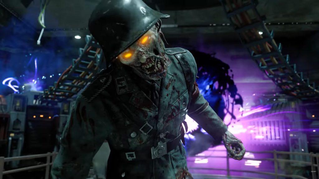 COD Black Ops Cold War Zombies żołnież