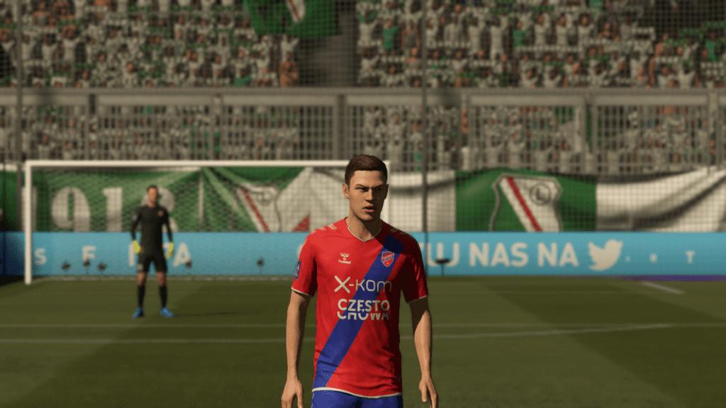 Fifa 21 screen