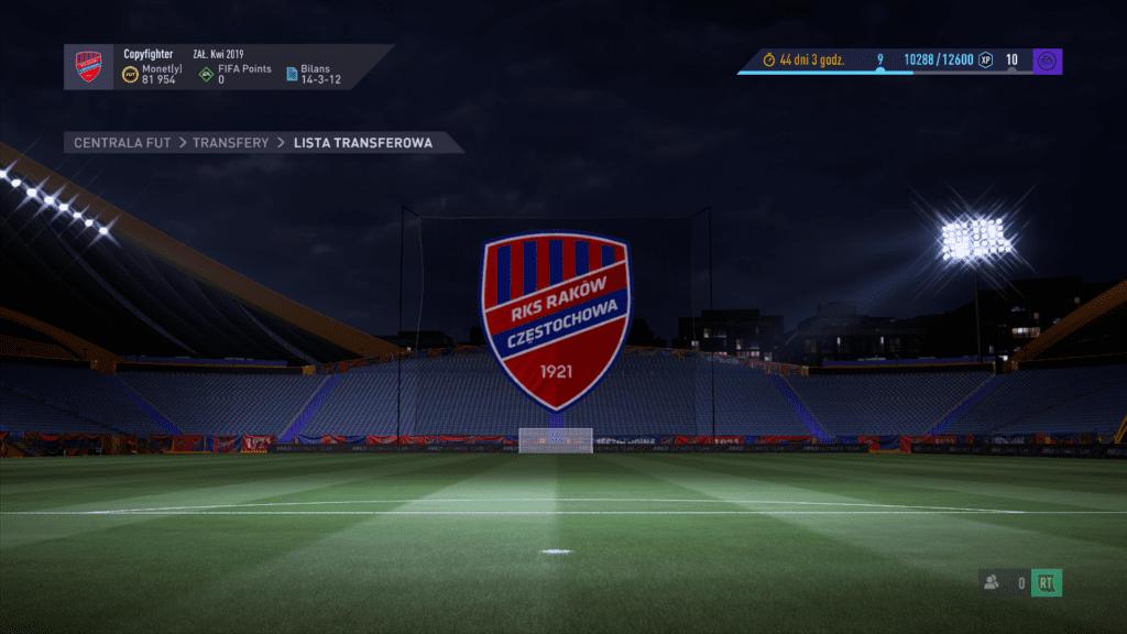 FIFA 21 herb Rakowa
