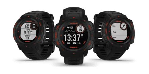 Poznaj pierwszy zegarek sportowy dla graczy. Oto Garmin Instinct® Esports