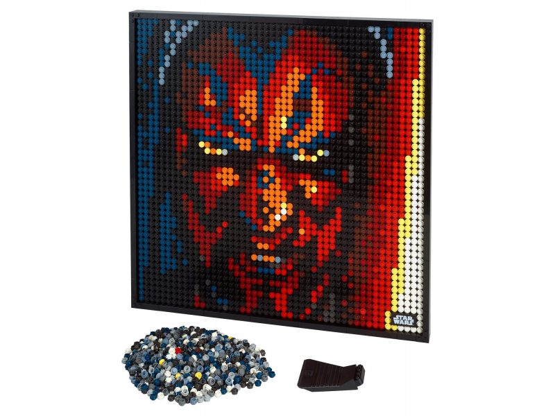 LEGO Art Gwiezdne Wojny - Sith
